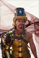 Steampunk by overlord-costume-art