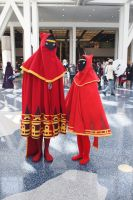 Journey Cosplay by FunnyGinMan