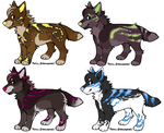 Adopts (open) by Blue-and-Black
