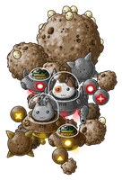 BH2: Foes 10 by KupoGames