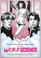 Weird Science by oldredjalopy