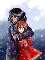 If you're cold... by Rinoa-Light-Leonhart