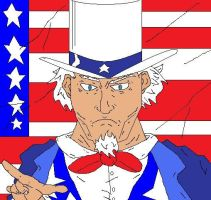 Uncle Sam by McGreger16
