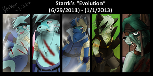 Evolution by Varkor