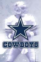 Tony Romo iPhone iTouch by armageddon