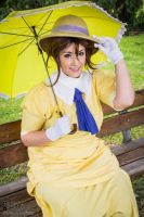 Jane Porter ~4~ by NekoHibaPC