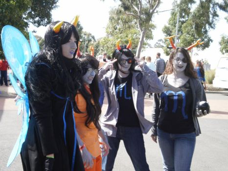 All the Vriska's. All of them. by Kujyou-Ichiji-Val