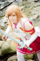 Asuna - Sword Art Online by Miimoko