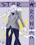 Star Ronin concurso! by PaperSun96