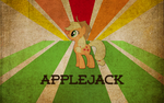 Apple Grunge /// Wallpaper by cats-and-castello