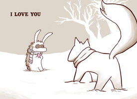 I Love You by Auilix