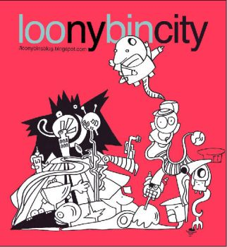 loonybin city by minuxland