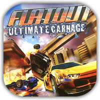 Flatout UC Game Icon by Wolfangraul