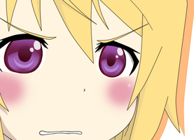 Gununu Meme: Charlotte Dunois by StrikeRougeMk2