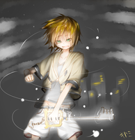+ Keyblade (colored) + by taka-maple