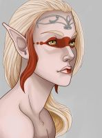 Elven Prince by PandorasProxy