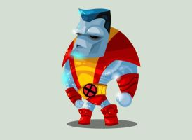 Colossus by vancamelot