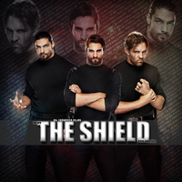 The Shield WWE by verhojacobs
