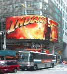 Indiana in New York by Denis-Peterson