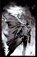 Batman-arkham by ZurdoM