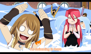 Collab with saeko :  great care TnT by HatakeShion