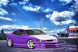 Vouxhall Monaro by thehppBG