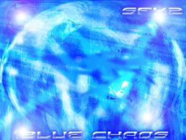 Blue Chaos - sphere by sfx2