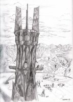 Isengard by Soloboy5