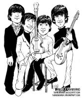 More Beatles by shinobimerc