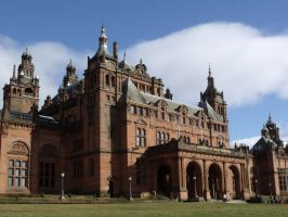 Glasgow_Kelvingrove Gallery by Cszemis