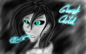 Ghost Child by Shaed-Knightwing