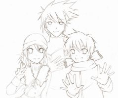 team kakashi -fall break- WIP by elChupaLibre99
