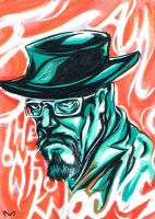 Walter-White by stikkmann