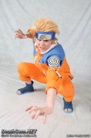 Uzumaki Naruto in your face by XxTheWiNDxX