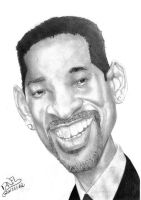 Will smith by Urieck