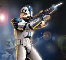Clone Trooper by Joghurty