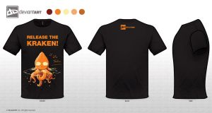 RELEASE... THE KRAKEN! by Akany89