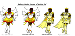 Sailor Soldiers N.E.O.-  Sailor Sol's Soldier Form by Kuroshi-tenshi