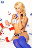 Sailor Girl - Klaudia .2. by radoslawstuba