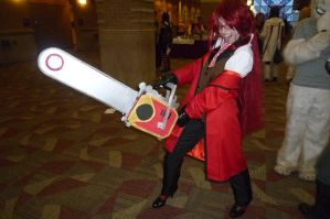Grell cosplay cx by milovedeathnote