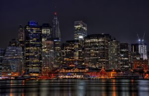NY Big Apple II by Aerostylaz