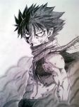 Fairy Tail - Natsu Dragneel (Dragonforce) by JasonDeBeginner