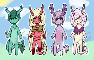Keonai Adopts! [CLOSED] by Chocodopts