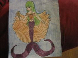 BETTER PIC OF THE MERMAID by CrapILostTheGame1999