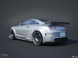 Audi R10 s - sport version-6 by cipriany