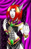 Knathrac By KD33:colors by me by Little-Katydid