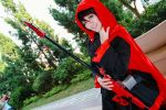 RWBY - Ruby Rose by Xeno-Photography
