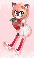 :: Strawberry by Azaleee