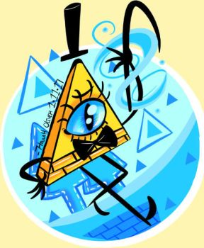 Bill Cipher by CrypticCipher