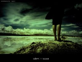Contemplacion - for Apojii by adrenn
